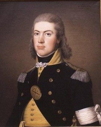 Aminoff - Major General, Governor Gustaf Aminoff
