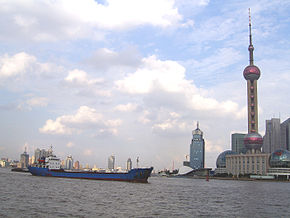Huangpu River-The Bund.JPG