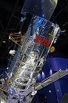 Hubble Space Telescope replica - Kennedy Space Center - Cape Canaveral, Florida - DSC02427.jpg
