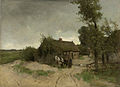 Huisje aan de zandweg Rijksmuseum SK-A-2431.jpeg