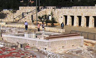 Huldah - Huldah's tomb.
