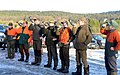 Hunting horn blowers Hohenfels 01.jpg