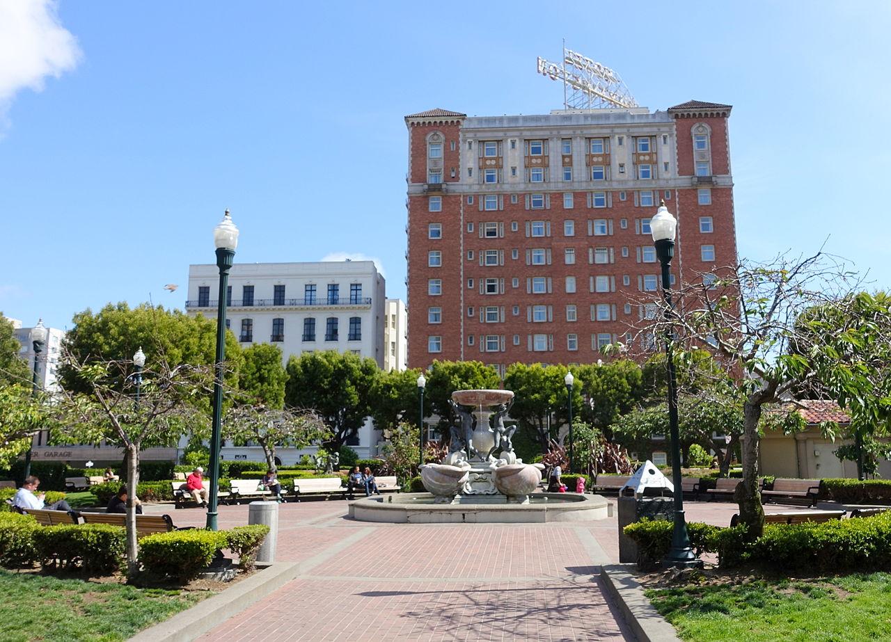Huntington Park, California - Wikipedia