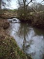 Huntly Burn Downstream at Clatteringbrigs - geograph.org.uk - 339154.jpg