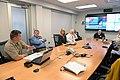 Hurricane Joaquin press conference at MEMA (21875237162).jpg