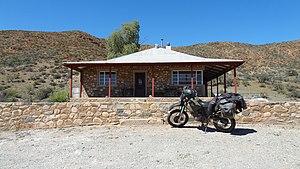 Arkaroola - Typical lodgings