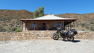 Arkaroola - Typical lodgings