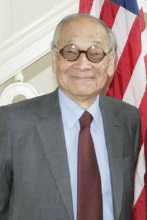 I. M. Pei Chinese-American architect