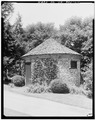 ICE HOUSE, VIEW FROM E - Stono, Ice House, Institute Hill , Lexington, Lexington, VA HABS VA,82-LEX,6C-1.tif