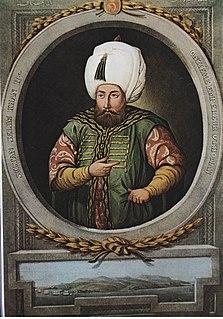 Selim II Ottoman sultan
