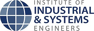 Institute of Industrial and Systems Engineers - Image: IISE Logo Horiz Full Name RGB