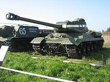 IS-2 tank