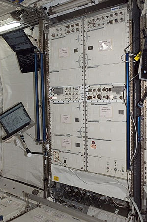 European Physiology Modules - European Physiology Modules (EPM) installed in the Columbus Laboratory on board the ISS.