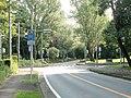 Ibaraki pref road 200 in Tennoudai, Tsukuba.JPG