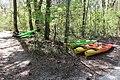 Ichetucknee Springs State Park paddling equipment.jpg