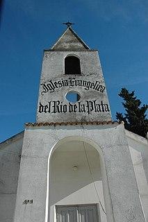 Evangelische Kirche am la Plata