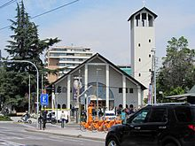 Avenida Vitacura - Wikipedia, la enciclopedia libre