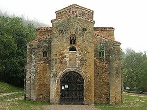 San Miguel de Lillo - Image: Iglesia de San Miguel de Lillo (2476595972)