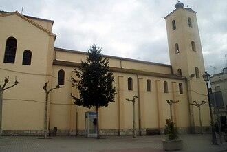 Vallelado - Iglesia de Santo Tomás.