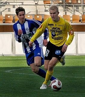 Sakari Mattila Footballer
