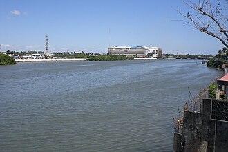 Iloilo River - Iloilo River in Iloilo City