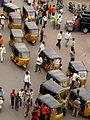 India - Hyderabad - 137 - autorickshaws (3920972652).jpg