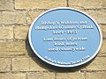 Informative plaque in Bank Street - geograph.org.uk - 1514569.jpg