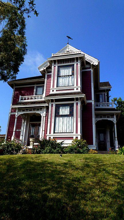 File innes house 1329 carroll avenue 1887 jpg wikimedia commons - La maison victorienne ...