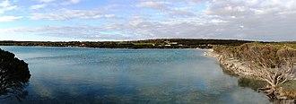 Inneston, South Australia - Inneston Lake