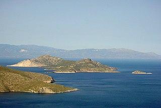 Agios Minas (island) island