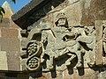 Insel Akdamar Աղթամար, armenische Kirche zum Heiligen Kreuz Սուրբ խաչ (um 920) (38611318530).jpg