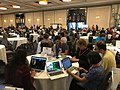 Install Party Wikimania 2017.jpg
