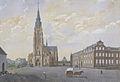 Interieur, detail schilderij, uit de pastorie van de kerk - Veghel - 20424486 - RCE.jpg