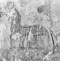 "Interieur zuid kooromgang muurschildering ""kerkje"" detail 1e travee zuid - Groningen - 20093054 - RCE.jpg"