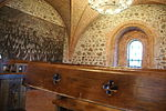 Interior and collection of the Trakai Island Castle 04.JPG