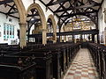 Interior of St. John the Evangelist Church, New Briggate, Leeds (12th April 2014) 001.JPG