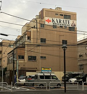 Kyokushin Combat sports organization