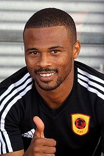 Fredy (footballer, born 1990) Angolan footballer