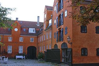 Old Artillery Barracks, Christianshavn