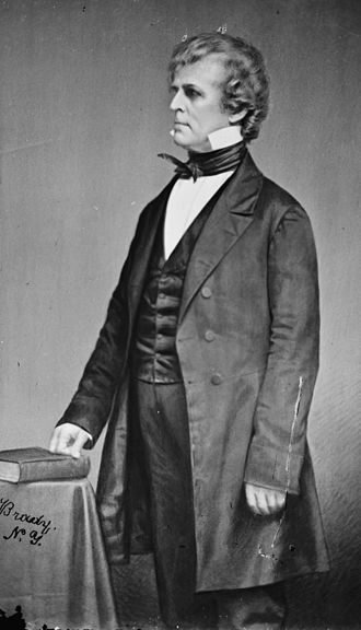 Connecticut's 1st congressional district - Image: Isaac Toucey Brady Handy