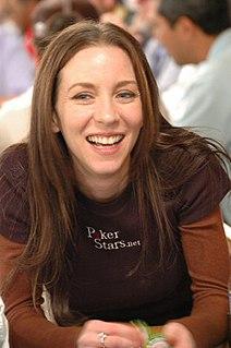 Isabelle Mercier Canadian poker player