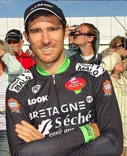 Romain Feillu Road bicycle racer