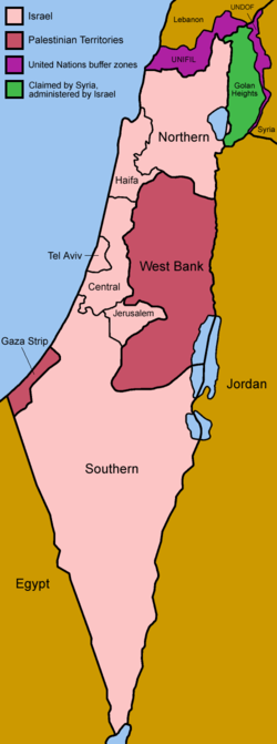 israel karta 2014 Israel – Wikipedia israel karta 2014