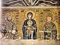 Istanbul - Santa Sofia - Mosaici..JPG