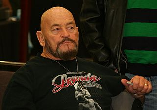 Ivan Koloff Canadian professional wrestler