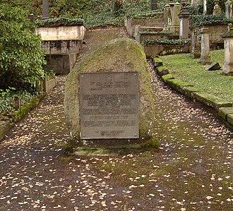 Arnsberg - Jewish cemetery.