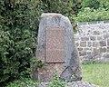 Jüdischer Friedhof Ballenstedt Gedenkstein.jpg