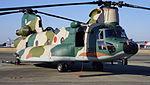 JASDF CH-47J(LR)(37-4501) at Komaki Air Base February 23, 2014 01.JPG