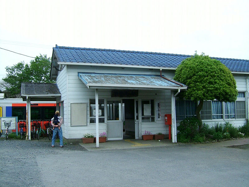 ファイル:JREast-Shimosugaya-station-building.jpg