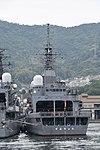 JS Tenryū(ATS-4203) left behind view at Port of Kure May 6, 2018.jpg